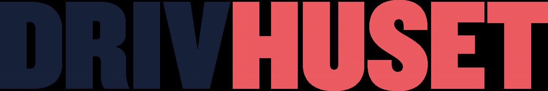 Logo i svart och rött